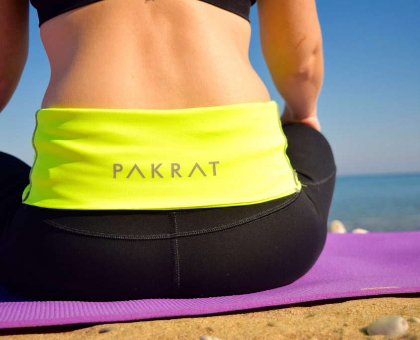 PakRat Moves With You with our 4 Way Stretch Fabric